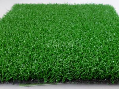 人造门球场—单丝卷曲草